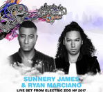 Sunnery James & Ryan Marciano Live from Electric Zoo 2017