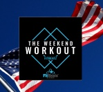 *NEW* FitBeatz – The Weekend Workout #219 [July 4th Edition]