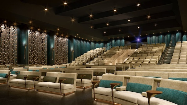 5 ways movie theaters will evolve by 2020 for Luxury theatre